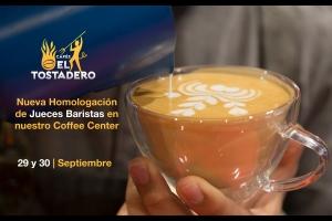 Nueva Homologación de Jueces Baristas en nuestro Coffee Center