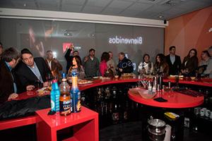 Inauguración de la tienda Deseo Espresso