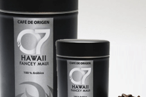 Café en Grano Compra 1 lata y llévate 2 ( O7 HAWAII FANCEY MAUI)