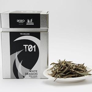 T1 White Dragon Silver needle