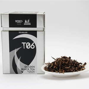 T6 Golden Black Tea Jin Qian Bao