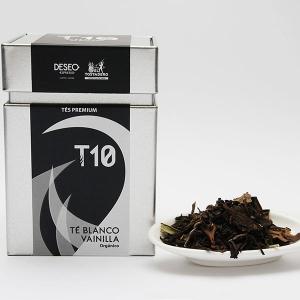 T10 Té  Blanco Vainilla