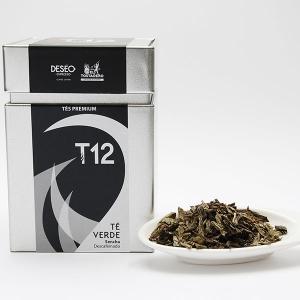 T12 Té Verde Sencha descafeinado