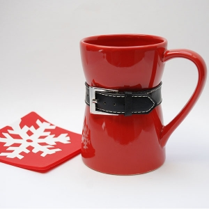 Conjunto Mug Rojo